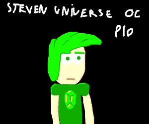 Steven Universe OC DonutSteel PIO