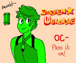 Steven Universe OC PIO
