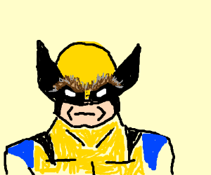 Wolverine Now with Like 3 Times More Eyebrow