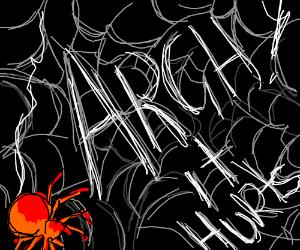 Spider migraine