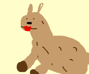 Big Fat Mama Llama Drawception