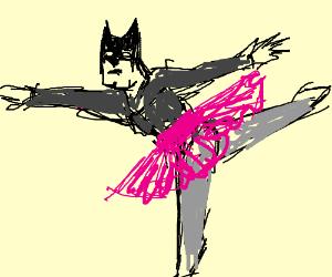 Ballerina Batman