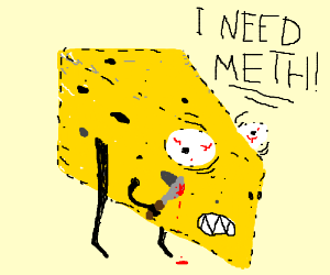 Pyscho methed up cheese murderer.