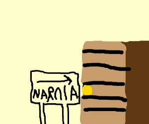 Directions to Narnia
