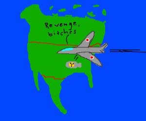Revenge for Hiroshima