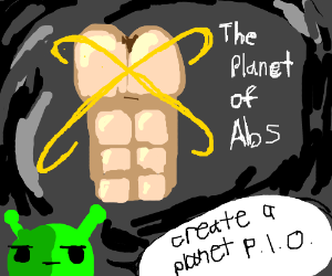 Create a planet PIO (Planet Schmanet Janet)