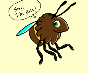Eric the Half-a-Bee