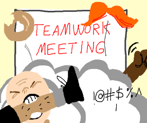 Teamwork is Very Important
