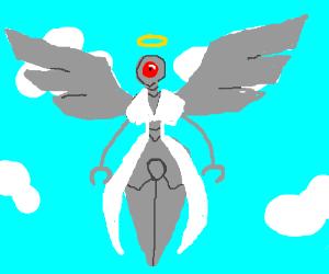 Angel Robot