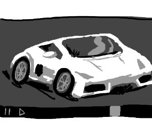 Lamborghini vlog
