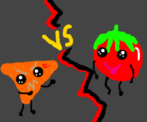 doritos vs tomatos