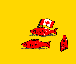 Canadian Swedish Fish