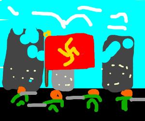 Vietnam war flashbacks
