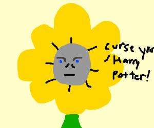 Voldemort Flower