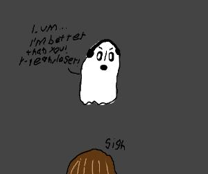 Ghost boast