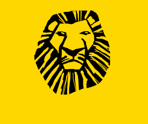 Image Gallery lion king logo