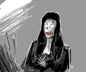 morticia (basically morty as a female)