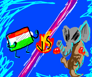 Mexico vs kangaphant