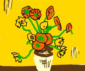 Some famous Vincent Van Gogh painting