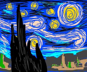 Starry Night (Painting)