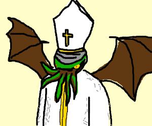 Pope Cthulu