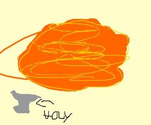 Potato = Holy Grail