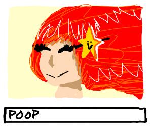 Derail poop