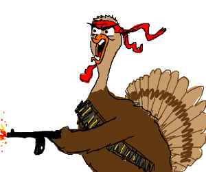Rambo Turkey