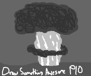 Draw something awesome, PIO