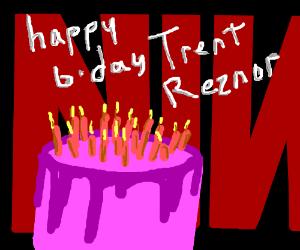 Today is Trent Reznor's birthday!