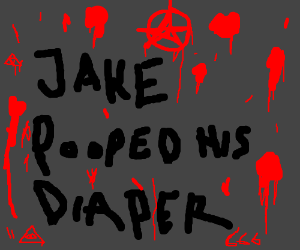 "F&ck those ""Jake pooped his diaper"" derails"