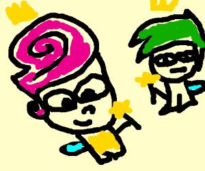 Cosmo and Wanda