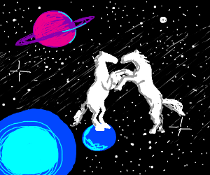 The Space Stallions
