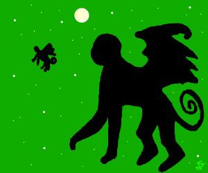 Flying monkeys (Wizard of Oz)