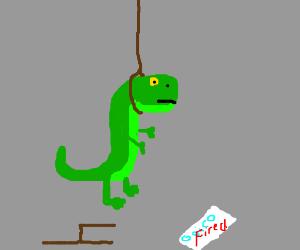 Geico Gecko considers suicide