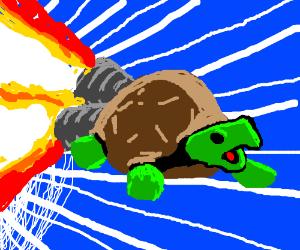 turbo turtle drawception