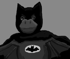 Villains Beware... Batbat is Here!