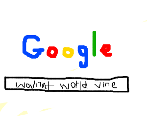 Googling walnut world vine