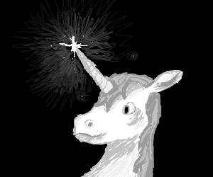 Horn of Unicorn!