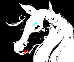Makeup Horse