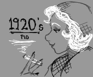 1920s pio