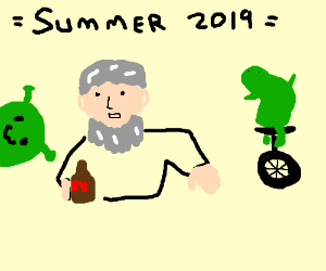 Ckhx86MKcr 2 the meme movie [coming in 2019 drawing by golddarkdog