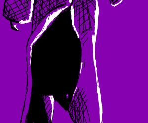A trippy Mewtwo or a vajina?