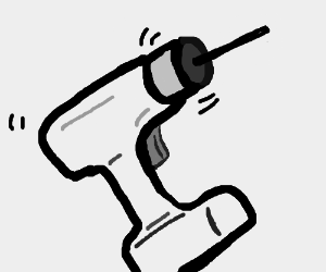 a dewalt cordless drill
