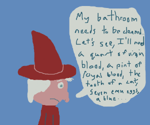 Blood Mages Are Bad at Simple Problem Solving