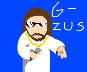 GANGSTER JESUS