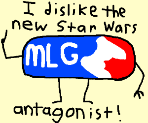 MLG: Kylo is a punk butt female dog