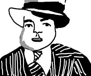 1920s character PIO