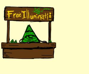 illuminati is free