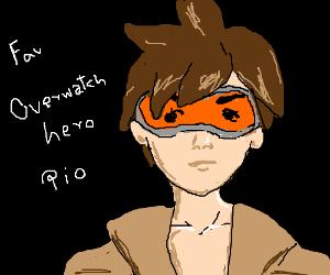 Favorite Overwatch Hero (PIO)